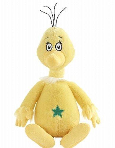 Kohls Cares Yellow Sneetch Stuffed Animal Plush Pal -