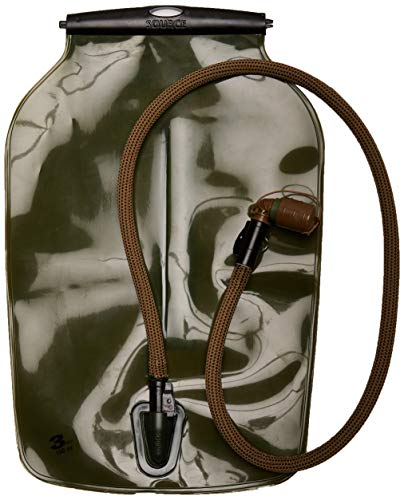 Source Tactical Gear Widepac Low Profile 3-Liter Hydration System Pack (Coyote) ()