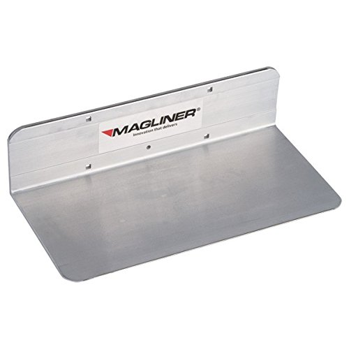 Plate Nose Aluminum Extruded - Magliner 300248 Extruded Aluminum Nose Plate, 500 lb Capacity, 20