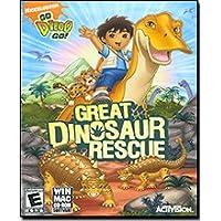 ¡Vamos Diego Vamos! Gran rescate de dinosaurios