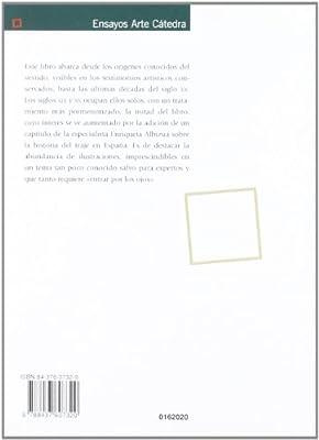 Breve historia del traje y la moda Ensayos Arte Cátedra: Amazon.es ...