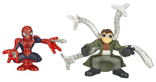 Spider-Man Super Hero Squad Spider-Man vs. Dr. Octopus