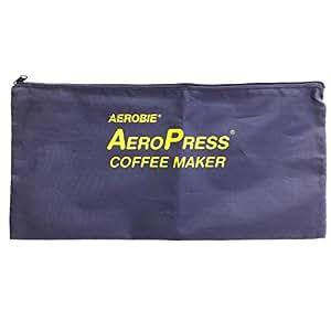 Aerobie Aeropress Coffee Maker With Tote Storage Bag : Amazon.com: Aeropress Coffee Maker Tote Bag - Genuine Original Aerobie Product: Kitchen & Dining