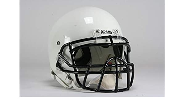 Adams Y3 - Casco de fútbol americano (talla L), color blanco ...