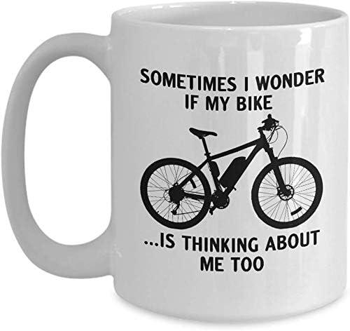 Smbada A veces me pregunto si mi bicicleta también está pensando ...