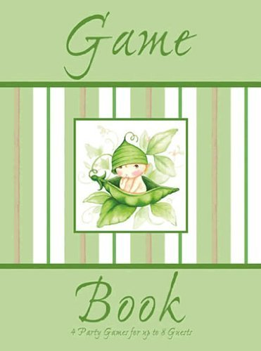 Baby Shower Sweet Pea Game Book by Sweet Pea Baby -