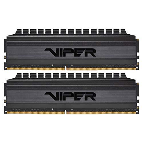 Patriot Viper 4 Blackout 8 GB (2 x 4 GB) DDR4-3000 CL16 Memory