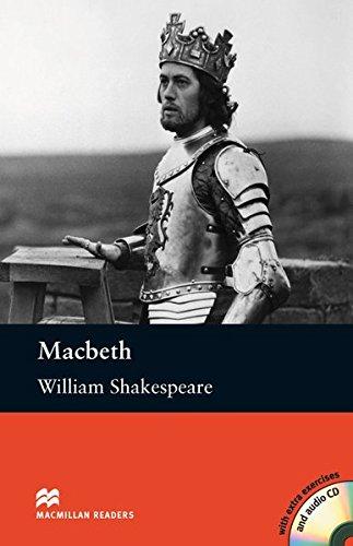 Macbeth: Lektüre mit 2 Audio-CDs (Macmillan Readers)