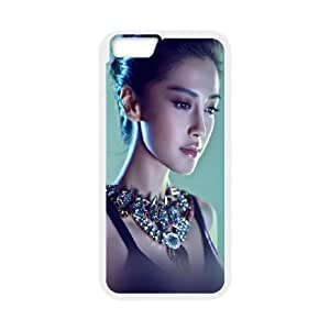 iPhone 6 Plus 5.5 Inch Cell Phone Case White hf80 angela baby china star model sexy Xdctn