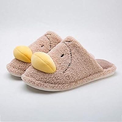 Zapatillas térmicas Pantuflas,Zapatillas algodón Boca Grande ...
