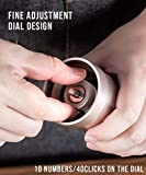1Zpresso JX-PRO Manual Coffee Grinder Light Gray