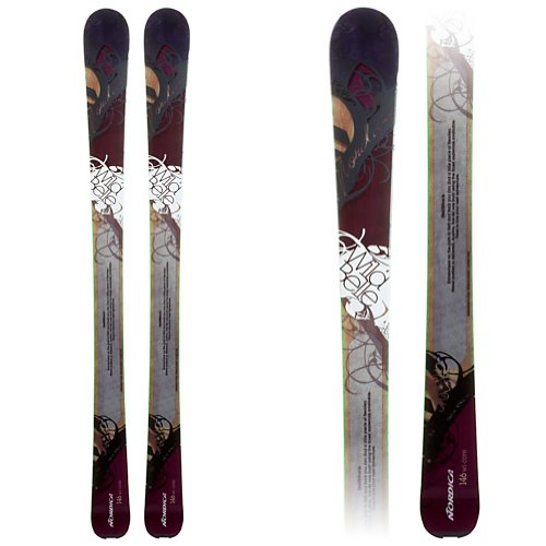 Nordica Wild Belle Womens Skis 2014