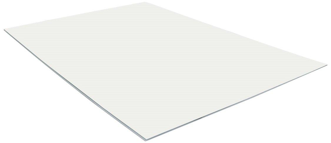 Readi-Board  20'' x 30'' x 3/16'' Foam Board, 25 Count, White