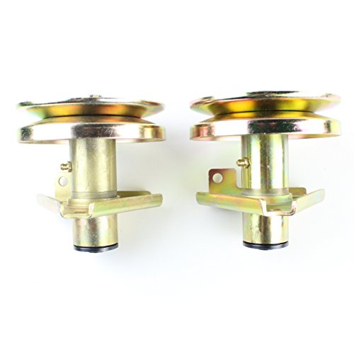 NICHE 2 Pack Spindle Assembly for John Deere Deck AM121324 for sale  Delivered anywhere in USA