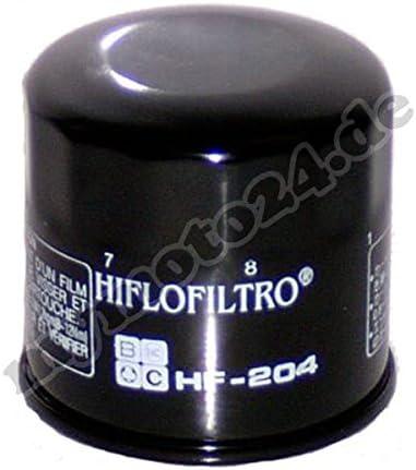 Honda//Kawasaki f/ür Honda CBF1000 FA ABS Baujahr 2012 HIFLO /Ölfilter HF204