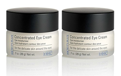 DHC Concentrated Eye Cream 2 Pack, 0.7 oz. Net wt. x 2