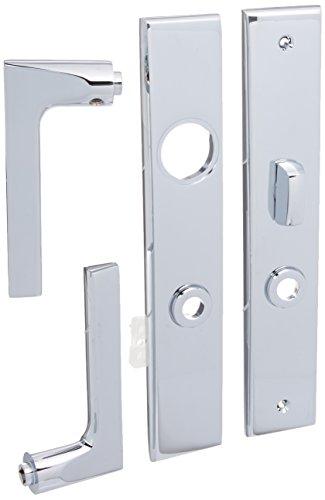 Baldwin Hardware 6974.260.ENTR Lakeshore Entry Front Door Handle