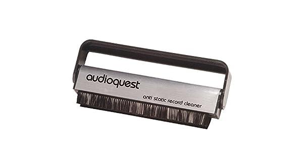 Amazon.com: AudioQuest LP, cepillo para limpiar discos ...