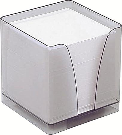 Taco de notas encolado color blanco Quo Vadis 236004Q