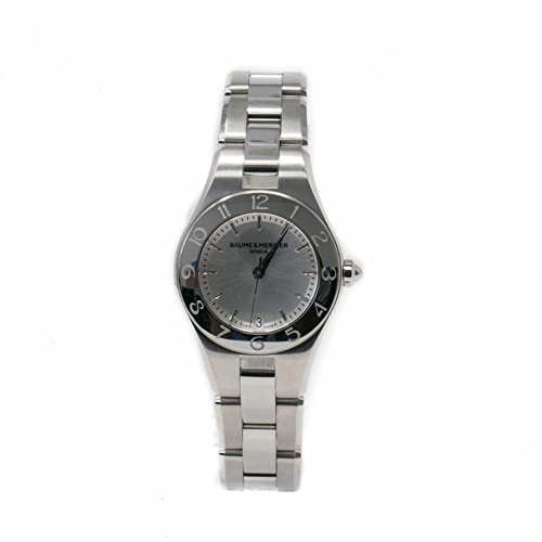 Baume & Mercier Linea swiss-quartz womens Watch M0A10009 (Certified Pre-owned)