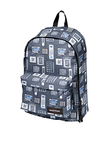 Eastpak Out Of Office - Mochila Azul (Azul Grisáceo)