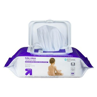Sensitive Baby Wipes Refill Pack 736 ct - up & up (Target Brand Wipes)