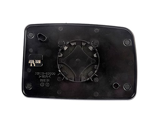 Replacement For Exp Expedition Navigator 03-06 Heated Mirror Glass /& Back Plate Left Driver Side