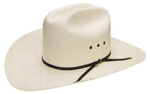 Stetson Rancher Straw Cowboy hat (8) -