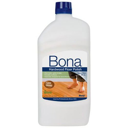 Bona® 36oz Low-Gloss Hardwood Floor Polish