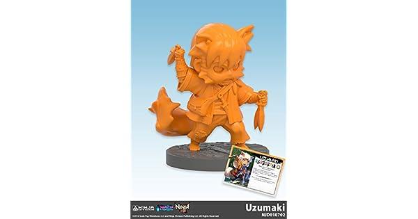 Amazon.com: Ninja División NAS Uzumaki Junta Juego: Toys & Games