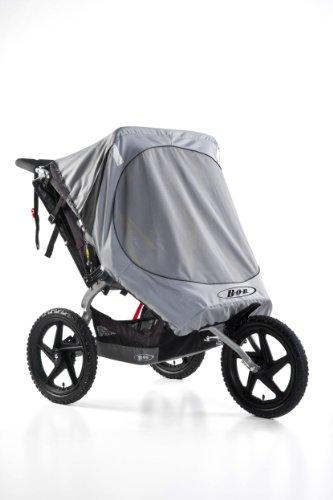 Britax BOB Uv Protector for Bob Sport Utility Duallie Stroller (Grey) (Sport Utility Stroller Models)