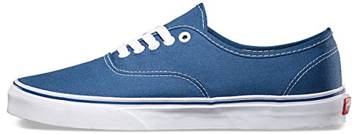 Canvas 6 VN000EE3NVY Authentic Womens Navy Mens Unisex Vans 8 5 qZSPtaq
