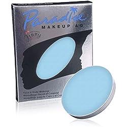Mehron Makeup Paradise Makeup AQ Refill (.25 oz) (LIGHT BLUE)