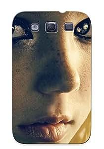 Hard Back For SamSung Note 4 Case Cover - Women Closeup Faces Nirrimi Hakanson