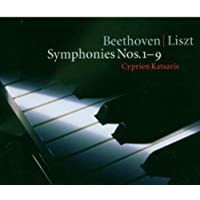 Beethoven Liszt Transcriptions Symphonies Nos. 19 6Cd Box