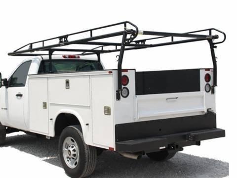 (Kargo Master (78010) Truck Ladder Rack Side Channels)