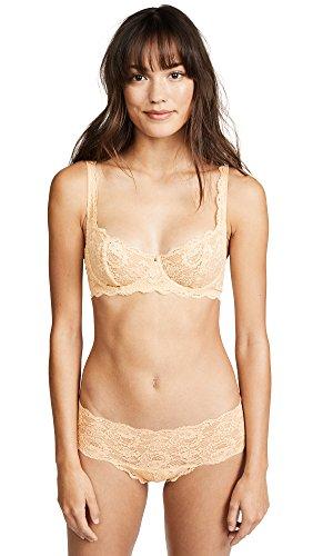 - Cosabella Women's Never Say Never Prettie Underwire Bra, Blush, 36xD