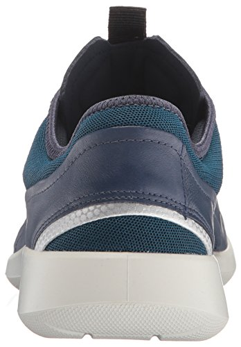 Ecco Soft Sneakers 50357true Navy Poseidon Damen black 5 Blau ZrZUqF