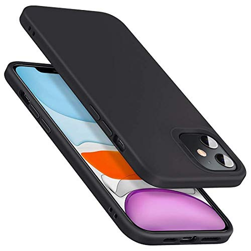 Colorcase 4 Side Full Protection Back Cover Case for Apple iPhone 12 Pro  6.1     Black
