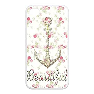 Anchor 100% TPU Cover Case for iPhone 4 4s NRW-11