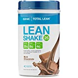 GNC Total Lean Meal Replacement Shake, Promote Lean Muscle Tone Metabolism, Rich Chocolate - 1.83 Pound