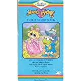 Jim Henson Muppet Babies Video Storybook: Meet The Muppet Babies / Baby Piggy And Giant Bubble / What's A Gonzo? [VHS]