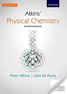 atkins physical chemistry solutions manual 6e