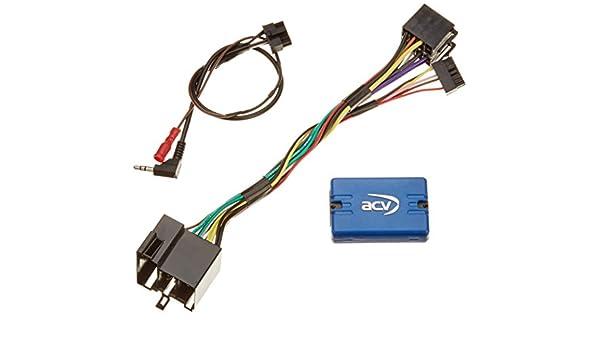 2007/ ACV 42/ /HY/ FD /2012/On Jvc /910/Steering Wheel Remote Control Adaptor LFB for Hyundai i30/