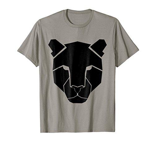 BLACK PANTHER HALLOWEEN COSTUME SPIRIT ANIMAL T-SHIRT ()