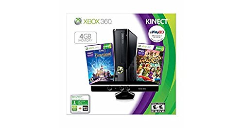 Xbox 360 4GB Console with Kinect Holiday Value for sale  Delivered anywhere in USA