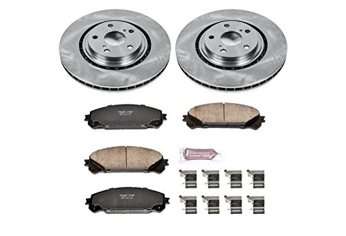 Autospecialty KOE4713 1-Click OE Replacement Brake Kit