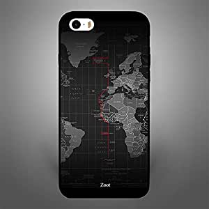 iPhone 5S Ocean Borders