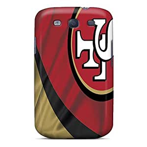 Nrg303vAcX Tpu Case Skin Protector For Galaxy S3 San Francisco 49ers With Nice Appearance