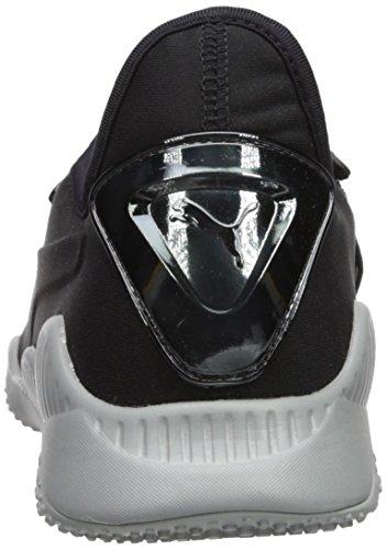 Unisex für Black Puma Mostro Steinbruch Sneaker Black Puma Erwachsene Eloxierter Puma dwIOB61qd